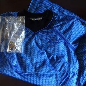STAR TREK Cosplay Science Officer/Spock Dress